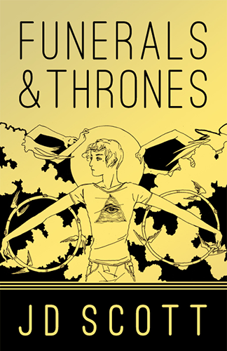 Funerals and Thrones Chapbook Cover